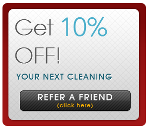 Get 10% offer your next spic and span maids cleaning